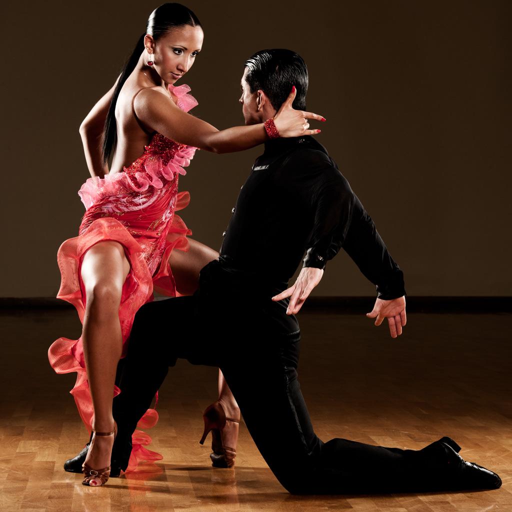 Merengue Latin Ballroom Dance