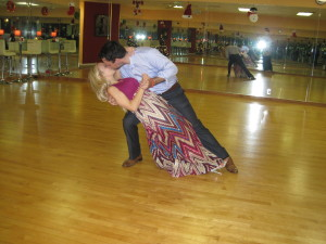 Andrew & Lindsay